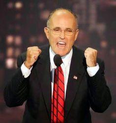 Free Zone Media Center News: RUDI KICKS ASS: 2 VIRAL VIDEOS of Rudy Giuliani De...