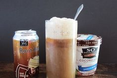 Dairy-Free Root Beer Float Recipe - Go Dairy Free