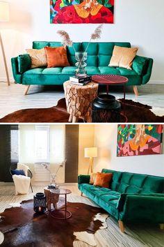 S našou pohovkou 🧡KAPRERA🧡 si môžete vytvoriť dokonalý domov aj vy. 👍 #pohovka #bohonabytok #teplodomova #nabytok #temponabytok Couch, Furniture, Home Decor, Settee, Decoration Home, Sofa, Room Decor, Home Furnishings, Sofas