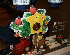 As lojas Arcádia Casa do Chocolate encontram-se prontas para lhe proporcionar horas doces neste Natal.  #Chocolate #Natal #Arcádia