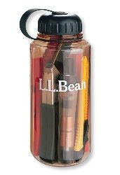 L.L.Bean Auto Aid In Bottle.  Just what you need for an emergency.