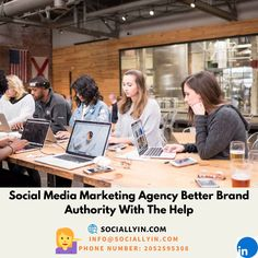 Social Media Agency - The Best Marketing & Advertising Solutions Social Media Marketing Agency, Social Media Branding, Advertising Agency, Alabama, The Help, How To Find Out, Author, Wellness, Business