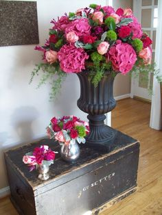 Sweet Pea Floral Design: Bridal Expo This Weekend and Happy ...