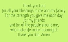 Get here the Thanksgiving prayer for the family. We have collection of short, long and printable thanksgiving prayers by family at dinner Thanksgiving Dinner Prayer, Printable Cards, Printables, Season Quotes, Giving Day, Thank You Lord, Give It To Me, Blessed, Thankful