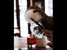 How to Smoke Cocktails, Step by Step