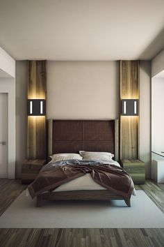 livingpursuit:  Modern Bedroom Design | Source