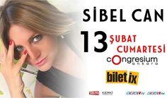13 Şubat Cumartesi Comgresium Ankara Saat:21:00 Biletix