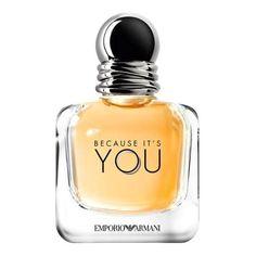 a8820c86d8 Emporio Armani Because It's YOU Eau De Toilette, Parfum Femme 2017, Nouveau Parfum  Femme