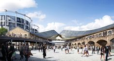 Opening date announced for Coal Drops Yard - Retail Focus - Retail Blog For Interior Design and Visual Merchandising