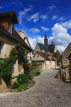 Montresor, Indre-et-Loire, Loire Valley, France