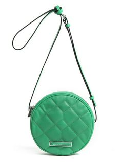 Marc by Marc Jacobs Shape Up Quilted Jackson cross-body bag