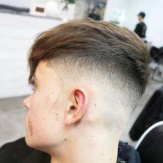 Haircut by menspiresalon http://ift.tt/1Syk09U #menshair #menshairstyles #menshaircuts #hairstylesformen #coolhaircuts #coolhairstyles #haircuts #hairstyles #barbers