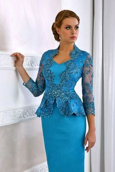 Blue lace dress Now Mother Of Bride Outfits, Mother Of Groom Dresses, Mothers Dresses, African Fashion Dresses, African Dress, Mom Dress, Lace Dress, Elegant Dresses, Formal Dresses