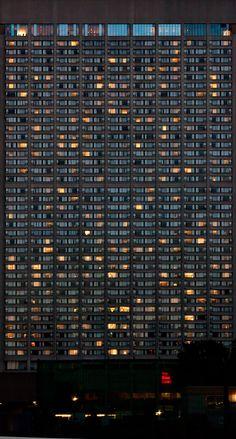 Sheraton Hotel on Queen Street in Toronto by Sam Javanrouh
