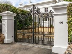 The Ultimate Driveway Gate Collection give home security in spectacular style. All gates can be customised to provide a truly unique design.