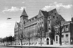 vaak op bezoek bij mijn vader lag er zelf oon nog eens 1971#Rotterdam #1920 #SintFranciscusGasthuis #ziekehuis #hospital
