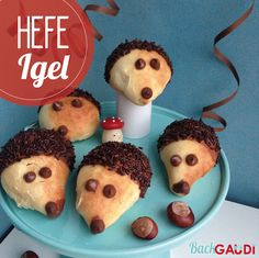 Hefe-Igel – BackGAUDI