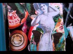 Art Eye Candy TV - Mini Mixed Media