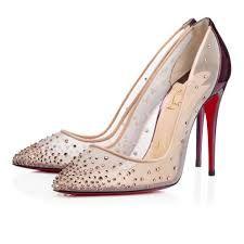 Image result for transparent bridal shoes