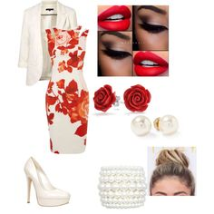 A fashion look from March 2015 featuring Karen Millen dresses, ALDO pumps and Rebecca Minkoff earrings. Browse and shop related looks.