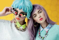 Funky Bunny by Martin Sweers for Cosmo Girl