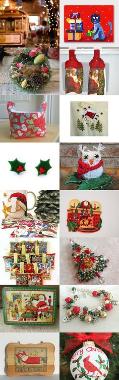 Christmas Grab Bag by gclasergraphics on Etsy--Pinned with TreasuryPin.com