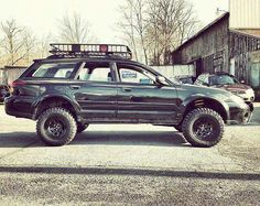 I want to lift my Subaru Outback
