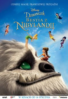 Dzwoneczek i bestia z Nibylandii / Tinker Bell and the Legend of the NeverBeast