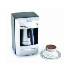 ARÇELIK K 3200 MİNİ TELVE 159,90 TL yerine 134,90 TL ARÇELIK K 3200 Mini Telve - 125gr Güç  : 670 W Otomatik Su Alımı  : Yok Ölçü Kaşığı  : Var Su Deposu : Yok Fincan Kapasitesi : 3 125gr Cezbeli Türk Kahvesi hediyelidir.