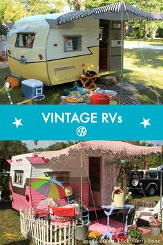 Why vintage RVs are the coolest way to travel. Image Credit: https://www.flickr.com/photos/tbone2/sets/72157649553432995/