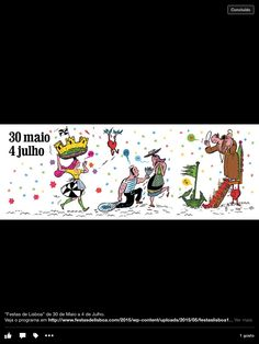 Festas de Lisboa de 30 de maio a 4 de Julho