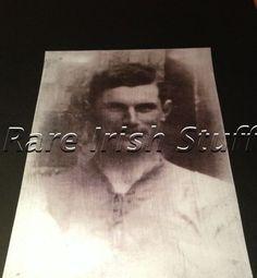 Michael Hogan Tipperary GAA Footballer - 1920 Bloody Sunday - Irish Print Fight For Freedom, Genealogy, Ireland, Irish, Sunday, Football, Prints, Movie Posters, Tips