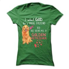 Golden Retriever - #customized sweatshirts #street clothing. ORDER NOW => https://www.sunfrog.com/Pets/Golden-Retriever-29529180-Ladies.html?60505