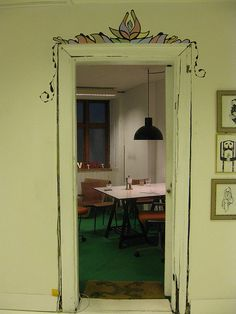 Wither & I / Helvetikat by Lints, via Flickr