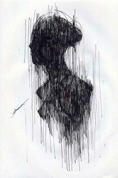 Ink on paper Decorating Ideas, Portraits, Ink, Abstract, Paper, Artwork, Black, Tatuajes, Summary