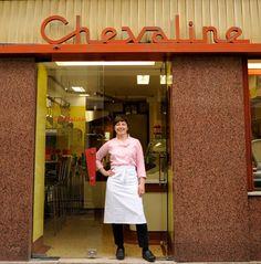 CheZ aline // 85 rue de la Roquette 75011
