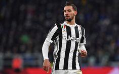 Download wallpapers Mattia De Sciglio, 4k, football stars, Juventus, football, Juve, Serie A, soccer, footballers, De Sciglio, Bianconeri