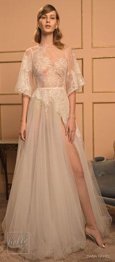 Dana Harel Wedding Dress Collection 2018 - Day Dream