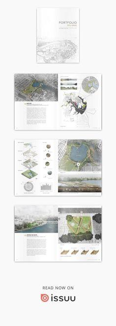 Yifu Kang Landscape Architecture Portfolio Cornell MLA 2018 2018 MLA | Cornell University; 2016 BLA | University of Oregon #architectureportfolio