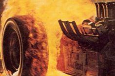 Fire Burnout!