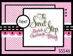 The Sweet Stop: Sweet Sketch Saturday #46