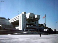 Galería de Clásicos de Arquitectura: Heroico Colegio Militar / Agustín Hernández + Manuel González Rul - 21