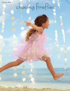 chasing fireflies candy sequins dress..
