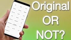How to Check if Samsung Phone is Original or Not - Secret Code to Check ... Secret Code, Latest Technology News, Best Iphone, Apple News, Samsung, Coding, The Originals, Check, Programming