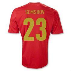camisetas Semshov seleccion rusia 2013 primera equipacion http://www.activa.org/5_2b_camisetasbaratas.html http://www.camisetascopadomundo2014.com/