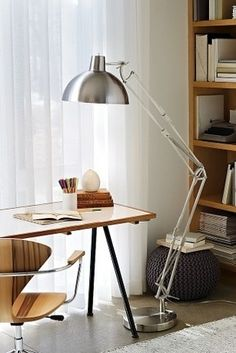 Floor Lamps, $65-$100 | 29 Stylish Home Accessories Under $100 To Upgrade Any Guy's Pad