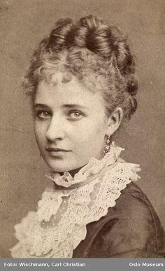 Miss Johannesen  Oslo, Norway  1870  Dance Teacher