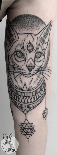 Mirja Fenris Tattoo Mehr