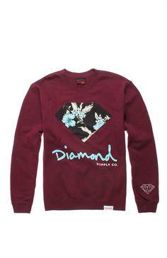 Another lovely diamond supply co. crew neck that I do not really need....