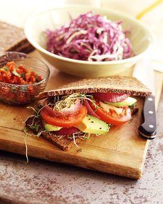 Tomato Sandwich.